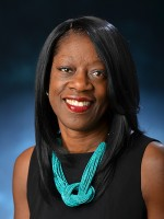 Headshot of Dayna Bowen Matthew, JD