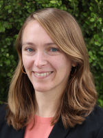 Headshot of Katie Hannon Michel, JD, MELP