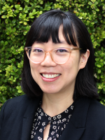 Headshot of Tina Yuen, MPH, MCP