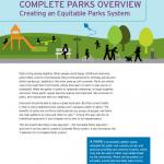 Complete Parks Overview Cover