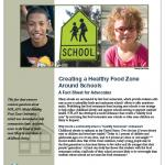 Creating a Healthy Food Zone Around Schools Cover