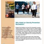 Why Adopt an Obesity Prevention Resolution? Cover