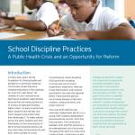 School Discipline Practices Cover