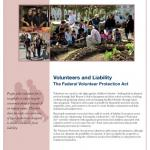 Volunteers and Liability cover