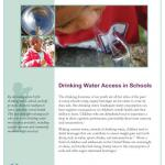 Drinking Water Access in Schools Cover