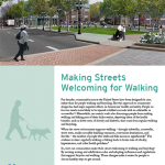 Streets Welcome for Walking