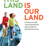 Cover page of This Land is Our Land