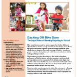 Backing Off Bike Bans