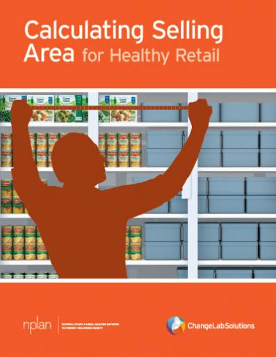 Calculating Selling Area for Healthy Retail Cover