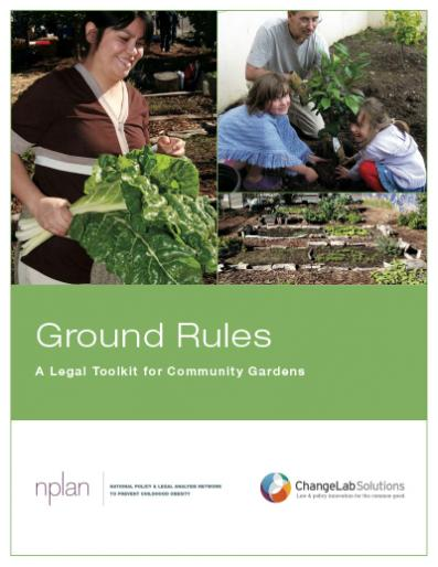 Ground Rules Cover