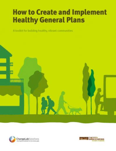 How to Create and Implement Healthy General Plans Cover