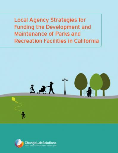 Funding Complete Parks Cover