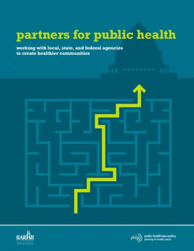 Partners for Public Health Cover