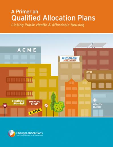 A Primer on Qualified Allocation Plans Cover