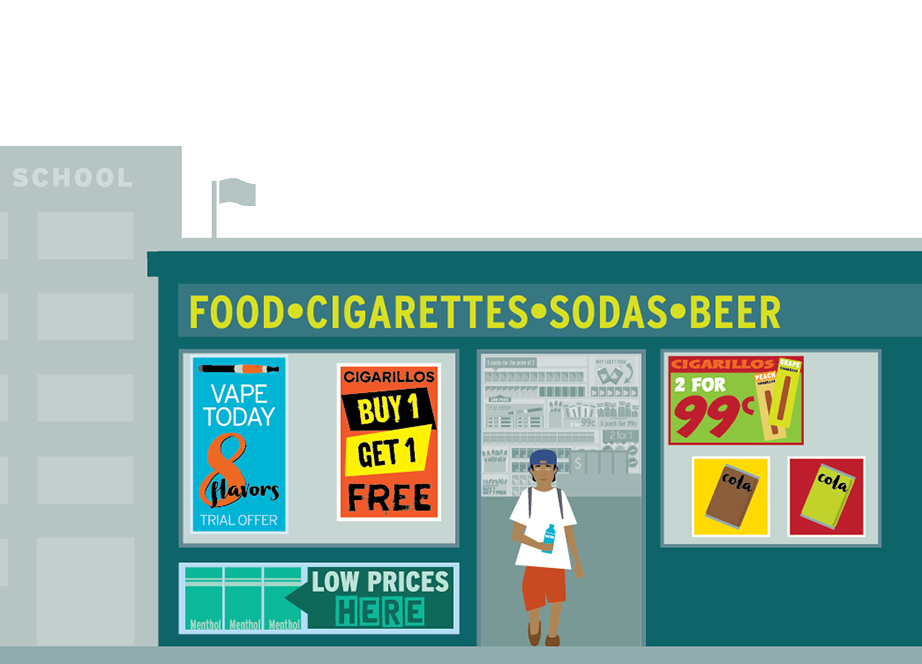 Tobacco Companies Are Sweet-Talking Our Kids