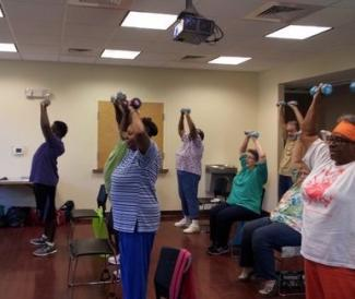 Congregations Embrace Exercise