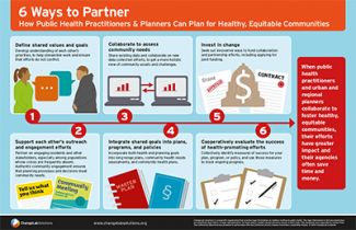 6 Ways to Partner