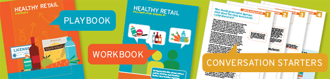 Healthy Retail Tools Banner